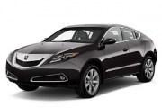 Acura ZDX 2009-2013