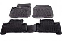 L.Locker Глубокие коврики в салон Lexus GX 470  полиуретановые