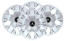 Колпаки R16 (модель 420) Mercedes  SKS с логотипом