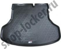 L.Locker Коврик в багажник Nissan Sentra 2012- полимерный
