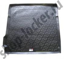 Коврик в багажник Nissan Pathfinder IV 2012- полиуретановый L.Locker