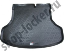 L.Locker Коврик в багажник Nissan Sentra 2012- полиуретановый