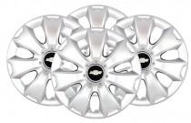 Колпаки R15 (модель 335) Chevrolet  SKS с логотипом