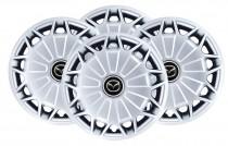 Колпаки R15 (модель 338) Mazda  SKS с логотипом