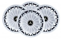 Колпаки R15 (модель 338) Mercedes SKS с логотипом