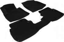 L.Locker Глубокие коврики в салон MG 6 полиуретановые