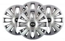 Колпаки R15 (модель 324) KIA SKS с логотипом