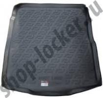 Коврик в багажник Mitsubishi L200   полимерный L.Locker