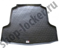 L.Locker Коврик в багажник Nissan Teana 2014- полимерный