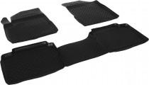 L.Locker Глубокие коврики в салон Nissan Teana 2003-2008  полиуретановые