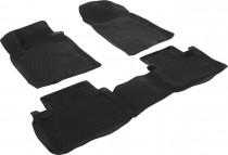 L.Locker Глубокие коврики в салон Nissan Teana 2014- полиуретановые