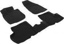 L.Locker Глубокие коврики в салон Nissan Terrano III 2 WD  полиуретановые