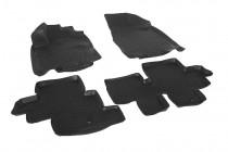 L.Locker Глубокие коврики в салон Nissan Pathfinder IV 2012- полиуретановые