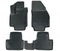L.Locker Глубокие коврики в салон Opel Meriva B полиуретановые