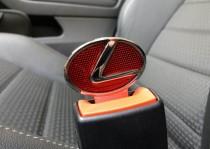 Заглушки ремней безопасности Lexus