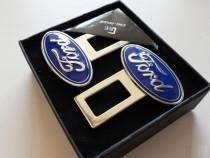 Заглушки ремней безопасности Ford