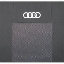 Авточехлы Audi 80 (с горбами) Prestige