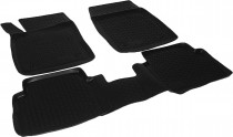 L.Locker Глубокие коврики в салон Opel Insignia полиуретановые