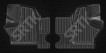 Глубокие резиновые коврики ГАЗель NEXT SRTK (Саранск)