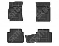 SRTK (Саранск) Глубокие резиновые коврики Chevrolet Lacetti