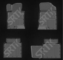 SRTK (Саранск) Глубокие резиновые коврики Hyundai Sonata YF 2010-