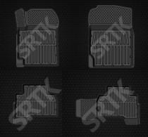 SRTK (Саранск) Глубокие резиновые коврики Suzuki Grand Vitara 2005-2012