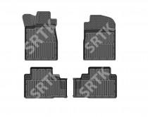 SRTK (Саранск) Глубокие резиновые коврики Honda CR-V 2012-