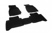 Глубокие коврики в салон Chevrolet Trailblaser 2012- полиуретановые L.Locker