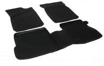 L.Locker Глубокие коврики в салон Renault Kangoo 1997-2007 полиуретановые