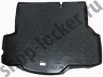 Коврик в багажник Ford Fiesta 2013- полимерный L.Locker