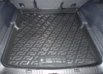 Коврик в багажник Ford S-Max полимерный L.Locker