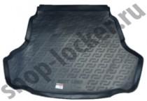Коврик в багажник Kia Optima 2015- полимерный L.Locker