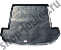 Коврик в багажник Kia Sorento Prime 2015- полимерный L.Locker