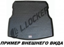 L.Locker Коврик в багажник Opel Astra K hatchback  полимерный