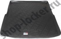 Коврик в багажник Skoda SuperB combi 2015- полимерный L.Locker