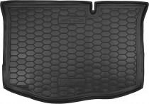 Полиуретановый коврик багажника Ford Fiesta 2013- Avto Gumm