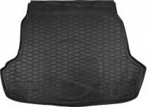 Полиуретановый коврик багажника Hyundai Sonata 2014- Avto Gumm