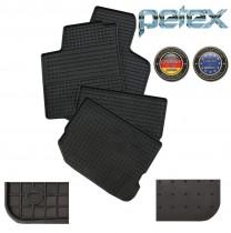 Коврики резиновые Ford C-Max Petex