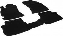 L.Locker Глубокие коврики в салон Subaru Forester 2008-2012 полиуретановые