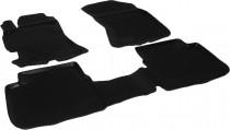 L.Locker Глубокие коврики в салон Subaru Legacy 2003-2009 полиуретановые