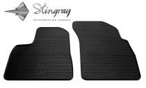 Коврики резиновые Audi Q7 2015-  передние Stingray