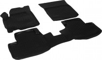 L.Locker Глубокие коврики в салон Suzuki Swift 2004-2011  полиуретановые