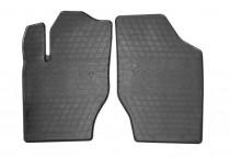 Коврики резиновые Peugeot 307/Citroen C4 04-  передние Stingray