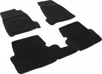 L.Locker Глубокие коврики в салон Suzuki Jimny  полиуретановые