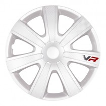 Колпаки VR Carbon White R14 4 Racing
