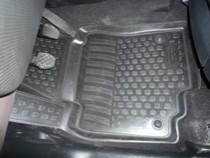 L.Locker Глубокие коврики в салон Volkswagen Golf Plus  полиуретановые