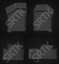 SRTK (Саранск) Глубокие резиновые коврики ВАЗ 2108/09/099/13/14/15