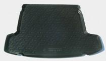 Коврик в багажник BMW X1 (E84) 2009- полиуретановый L.Locker