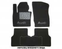 Beltex Premium коврики текстильные Audi A6 C6