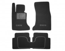 Beltex Premium коврики текстильные BMW 5 Series E60